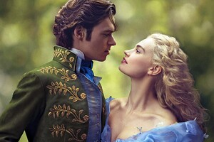 Ella And The Prince In Cinderella
