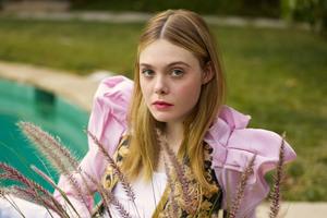 Elle Fanning Elle UK 2017