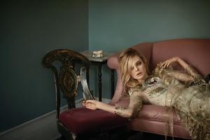 Elle Fanning Vogue Australia