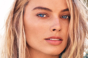 Elle Magazine Margot Robbie 2018 4k