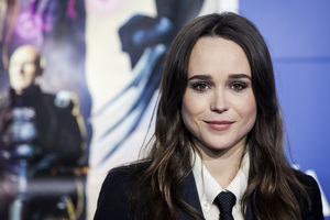 Ellen Page 4k 2017
