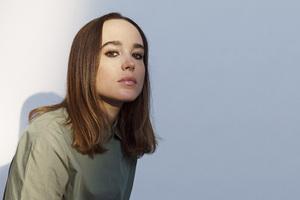 Ellen Page 4k