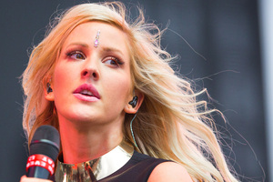 Ellie Goulding Performing Live 4k