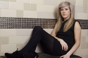 Ellie Goulding Singer Wallpaper