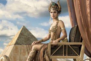 Elodie Yung As Hathor Gods Of Egypt