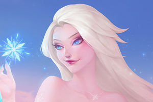 Elsa From Frozen 2 4k