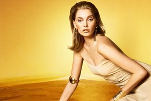 Elsa Hosk Vogue 2019 Wallpaper