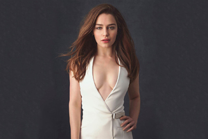 Emilia Clarke 2018 HD Wallpaper
