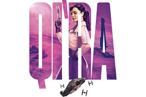 Emilia Clarke As Qira Solo A Star Wars Story 8k Wallpaper