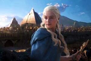 Emilia Clarke Daenerys Targayen