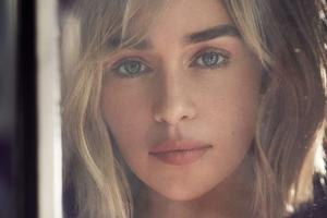Emilia Clarke Elle France 2018