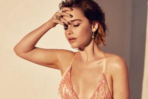 Emilia Clarke Elle Magazine 4k