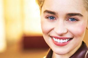 Emilia Clarke For Grazia Photoshoot