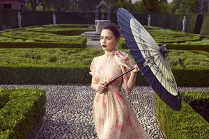 Emilia Clarke Harpers Bazaar 2017 Photoshoot