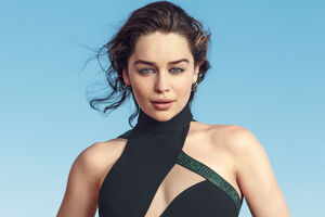 Emilia Clarke HD2 Wallpaper
