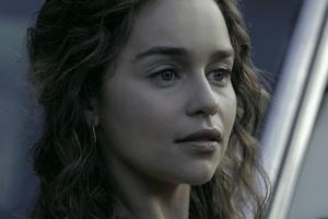 Emilia Clarke In Above Suspicion 2019
