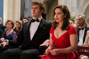 Emilia Clarke In Me Before You