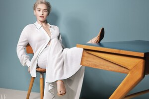 Emilia Clarke In Vanity Fair 2018
