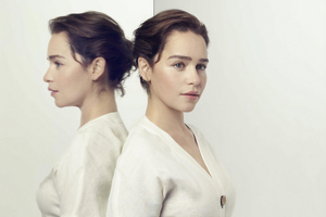 Emilia Clarke New 2019 Wallpaper