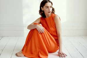 Emilia Clarke The Observer Magazine Wallpaper