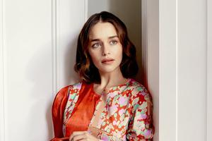 Emilia Clarke The Observer Magazine Photoshoot 2020 4k Wallpaper