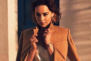 Emilia Clarke Wl 2017 4k