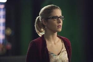 Emily Bett Rickards As Felicity Smoak In Arrow