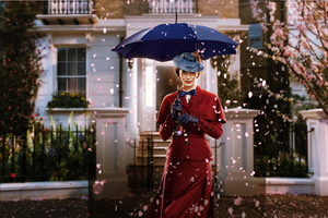 Emily Blunt In Mary Poppins Returns Movie 8k Wallpaper