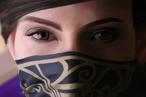 Emily Kaldwin Dishonored 2 Wallpaper
