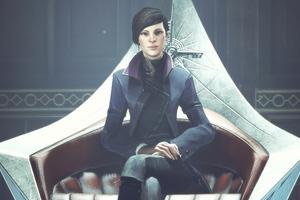 Emily Kaldwin In Dishonored 2