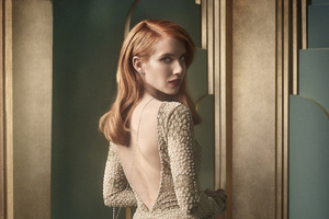 Emma Roberts In 2017 Wallpaper