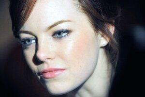 Emma Stone Close Up