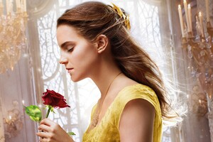 Emma Watson Beauty And The Beast 5k Hd