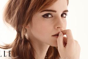Emma Watson Elle 8k