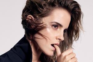 Emma Watson Elle Uk 2017 Photshoot