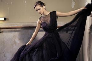 Emma Watson Glamour 4k Wallpaper