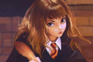 Emma Watson Hermione Granger Artwork