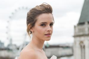 Emma Watson In 2017