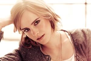 Emma Watson Portrait 2017