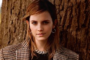 Emma Watson Vogue Wallpaper