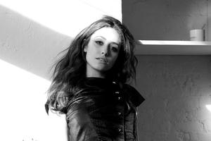 Emmy Rossum Monochrome