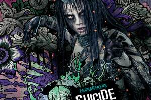 Enchantress In Suicide Squad Wallpaper