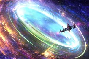 Enigma Spiritus Universe 4k Wallpaper