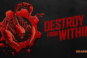 Escape Destroy From Within Gears 5 4k Wallpaper