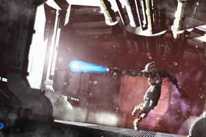 Escape The Evil Scifi 4k