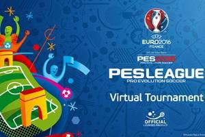 Euro 2016 Virtual PES Tournament