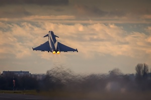 Eurofighter Typhoon Hd
