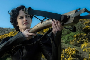Eva Green In Miss Peregrines Home For Peculiar Children