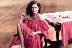 Eva Green The Telegraph Magazine 2020 Wallpaper