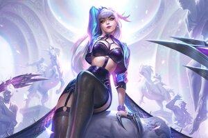 Evelynn League Of Legends 4k Game 2020
